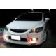 Civic Honda 2009 - 2011 Makyajlı Mugen Ön Tampon Eki - Boyalı