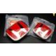 Civic Honda 2012 - Sonrası Kırmızı Arma Seti