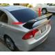 Civic Honda Spoıler - 2006 - 2011 Rr Spoyler - Boyasız