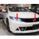 Civic Honda 2012 - Sonrası Rr Ön Tampon - Boyasız