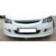 Civic Honda 2006 - 2008 Makyajsız Mugen Ön Tampon Eki - Boyasız