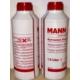 Mannkırmızı Organik 1.5 Lt Antifriz(2 Adet) -40 Derece