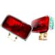 ModaCar Kırmızı Cam Sis veya Stop Farı 104830