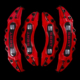 ModaCar SEAT Logolu ve Yazılı Ön Arka İçin Kaliper Kapak Seti 104871