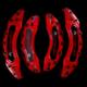 ModaCar CITROEN Logolu ve Yazılı Ön Arka İçin Kaliper Kapak Seti 104864