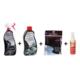 The Solution Deri Temizleme, Temizleyici 500 Ml + Deri Bakım Kremi 500 Ml + Nar Çiçeği Koku 150 Ml + Solutex Microfiber Havlu Temizlik Bezi 35*35