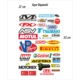 StickerMarket Sponsor 4 Sticker Seti