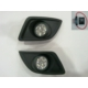 G Plast Ford Fiesta 2006-2008 Sis Farı Ledli Gündüz Drl Power Led Far