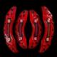 Modacar Honda Ön-Arka Kaliper Kapak Seti 104862