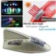 Tvet Anten Süs Balık Gold İkaz Işıklı Güneş Enerjili Sensörlü