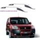 Tvet Fiat Doblo 2001 2009 Üst Çıta Alüminyum Komple