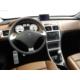 Tvet Peugeot 307 2003 12 Parça Torpido Kaplaması Gümüş