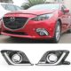 Ptn Mazda 3 2014-Sis Farı Ledli Drl Gündüz Led Far Lambası