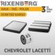 Rixenberg Filters Chevrolet Lacetti 3'Lü Filtre Seti