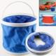 Cix Su Sızdırmaz Kova Kompakt Katlanabillir (11 Litre )