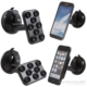 Cix Araç İçi Telefon - Tablet - Navigasyon Tutucu ( 8 Vantuzlu Döner Başlıklı )