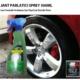 Carub Jant Temizleyici Ve Parlatıcı Pompalı 500 Ml Stac Plastic