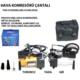 Carub Hava Kompresörü Profesyonel Lastik Pompası Metal 12V