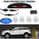 Forza Türkçe Konuşan Park Sensörü Ekranlı Beyaz Sensör