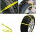 Şentürk Auto Plastik Kar Zinciri Tutuş Kelepçesi 205 55 15
