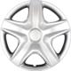 Şentürk Auto 16 İnç Jant Kapağı Seti 4 Lü Takım Çatlamaz, Dayanıklı, Esnek Mitsubishi L200