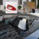 NKT Her Araca Uygun Köpek Balığı Balina Tavan Anten Universal Gri