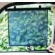 Fdm Araba Güneşliği Yan Cam İçin Makaralı (2Li Set)