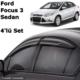 Kgn Cam Rüzgarlığı Mugen Ford Focus 3 Sedan
