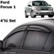 Kgn Cam Rüzgarlığı Mugen Ford Focus 1