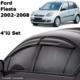 Kgn Cam Rüzgarlığı Mugen Ford Fiesta 02-08