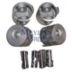 Ypc Mitsubishi Canter- Fe635/659- 98/06 Piston Set 0.50 (4D32/34) 3.6/3.9Cc Çelik(104.5X3X2X4)Tık