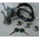 Ypc Suzuki Grand Vitara- 98/02 Kontak Kilit Set(3Lü)(Kontak/Kapı/Bagaj)Termikli/Immobılızersız