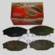 Ypc Toyota Hıace- Minibüs- 89/97 Ön Fren Balatası (10Lu)(Disk) (140X54X15,5) (Fmk)