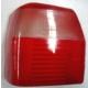 Ypc Fiat Uno- 93/01 Stop Camı L Kırmızı/Füme (Famella)