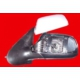 Ypc Citroen Xsara- 98/00 Kapı Aynası L Elektrikli/Isıtmalı Siyah 5Fişli