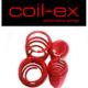 Coil-Ex Ford Fiesta 1.25 1.3 1.4 1.6 1.4 Tdcı 1.6Tdcı Spor Yay Helezon