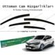 Xt Renault Clio 4 Cam Rüzgarlık