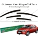 Xt Renault/Dacia Logan Cam Rüzgarlık