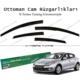 Xt Renault Megane 3 Cam Rüzgarlık