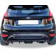 Xt Ford Fiesta Rs Style Arka Tampon Difüzörü