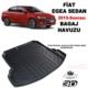 AutoEN Fiat Egea Sedan 3D Bagaj Havuzu