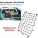 Tvet Oto Bagaj Filesi Araba Filesi 200Cm * 180 Cm Büyük Boy