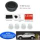 Tvet Park Sensörü Ses İkazlı Buzzerlı Beyaz Sensörlü