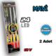 Automix Led Şerit Takım Mavi 32 Cm