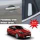 Renault Clio 4 2013->Kapı Kolu 4 Kapı Sensörlü
