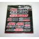 Boostzone Mugen Sticker Pktt-132