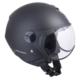 CGM Florence Siyah Açık Motosiklet Kaskı Kısa Vizör 107A-FSA-01A XSmall