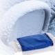 Anka Araç Camı Buz Ve Kırağı Kazıyıcı Eldiven Iceglove