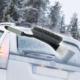 Anka Araç Camı Buz Kazıyıcı Ve Temizleyici