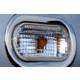 Spider Seat İbiza 4 Sinyal Çerçevesi 2 Parça Paslanmaz Çelik 2008 Üzeri Modeller